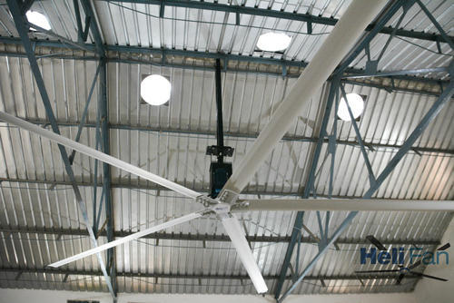 Industrial ceiling fan hvls fans golden engineering co private industrial ceiling fan aloadofball Gallery
