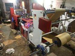Paper Bag Making Machine 32 Inch Roll Size