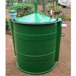 Biogas Plant in Ernakulam, बायोगैस प्लांट ...