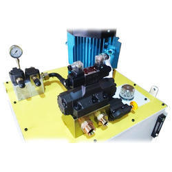 Hydraulic Power Pack For Punching Machine