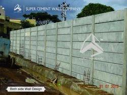RCC Concrete Wall Precast