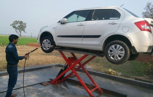 362b05b3122 Car Washing Lift Scissor at Rs 130000  piece