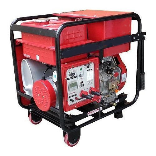 Honda Power 7.5 KVA Diesel Generator Set, Rs 115000 /set ShivShakti  Generator Mfg Company | ID: 11161801462