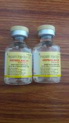 Hepaglan 25 Injection