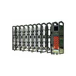 Collapsible Sliding Gates