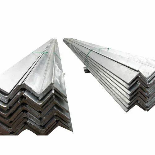 ms angle iron at rs 31 kilogram iron angle id 13185337788