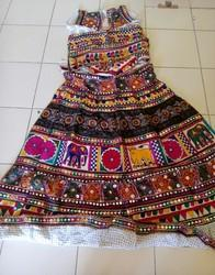 Designer Garba Chaniya Choli with Traditional Work