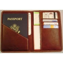 308ac5078 Leather Passport Holder at Rs 250  piece(s)