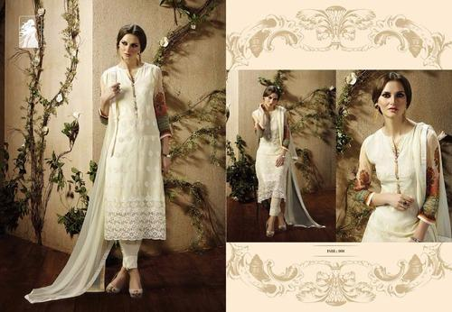 292f06cf6e Embroidery Pakistani Suits at Rs 1300 /piece(s) | Pakistani Lawn ...