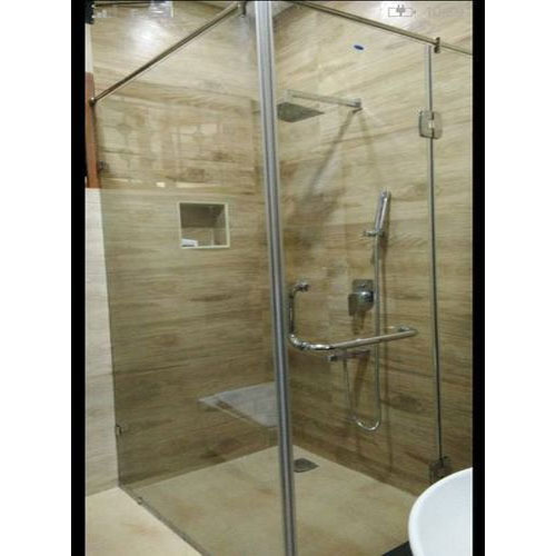 L Type Shower Enclosure At Rs 25000 Square Feet Shower Enclosures