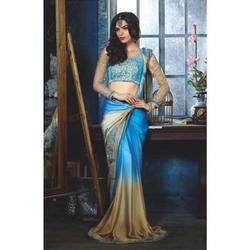 Ladies Silk Party Wear Saree