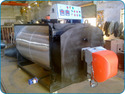 Three Pass Fully Wetback Packaged Type Hot Water Boiler