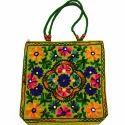 Gota Patti Clutch Bag