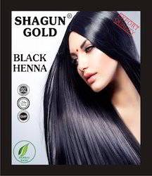 Henna Based Black Hair Dyes