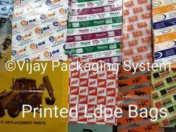Printed LDPE Bags