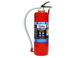 Vintex Mild Steel BC/ABC Cartridge Operated Fire Extinguisher, For Factory, Capacity: 9Kg