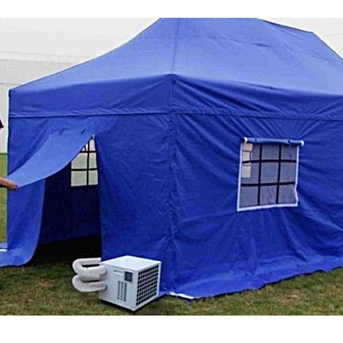 Blue Air Conditioned Tents & Air Conditioned Tents
