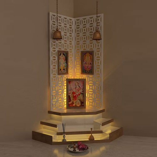 Pooja room designing service in banjara hills hyderabad id 10569216548 - Ideas for interior design for my home ...
