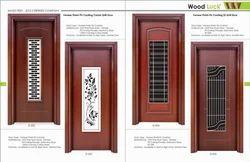 Swing HDF Moulded Wooden Door