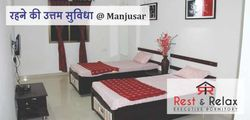 Rest & Relax Dormitory and Guest-House, Manjusar.