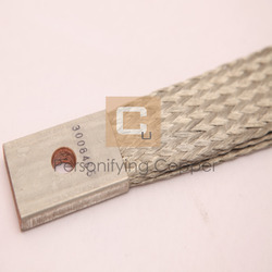 Tin Plated Braided Copper Flexible