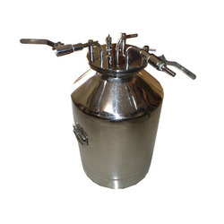 Injectable Pressure Vessel