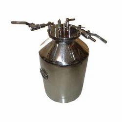 Injectable Pressure Vessel