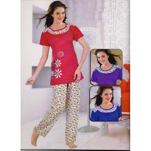 Fancy Cotton Night Suit at Rs 320  piece  9fba32a5c
