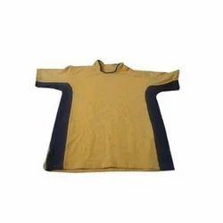Cotton School Wear School Uniform T Shirt, 12 To 15 Years