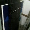 Film Coated Glass Sheet