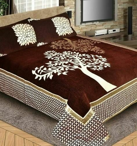 Great Shaneel King Size Bed Sheet