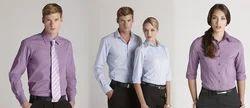 Unisex Plain Office Formal Uniforms