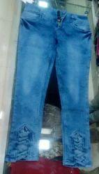 Ankal Length Jeans