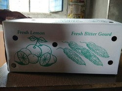 Corrugated Box For Packing Vegetables