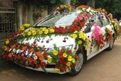Wedding car decoration in pune wedding car decoration services junglespirit Gallery