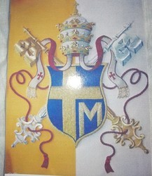 H.M.F Logo Design