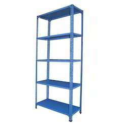Slotted Angle Boltless Shelving