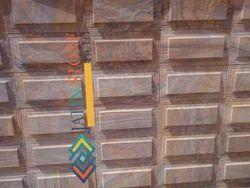 Cladding Tiles in Rainbow Sandstone