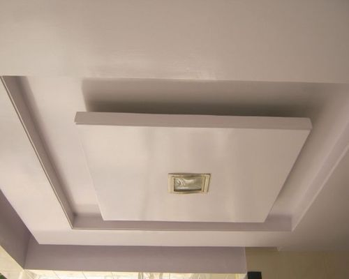 Gypsum False Ceiling Designing Services In Akansha Building Thane