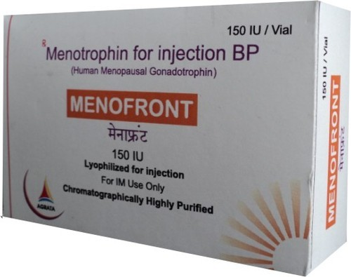 Menotrophin Injection - View Specifications & Details of