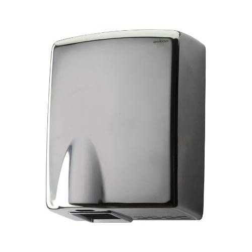 Askon Sliver Single Blower Stainless Steel Hand Dryer Dimension - Hand blower for bathroom