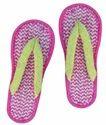 Cotton Flip- Flops Pink- Mixed