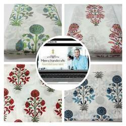 Block Print Fabric
