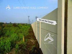 RCC Ready Made Concrete Boundary Wall