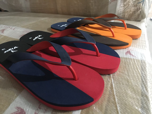 Gents Rubber Sheet Hawai Chappal
