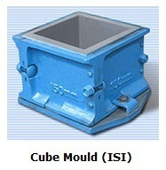Ci ISI Cube Mould, Size: 150X150