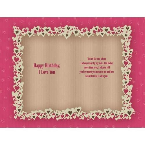 Personalised Gifts On Your Birthday Sweetheart Personalized Card