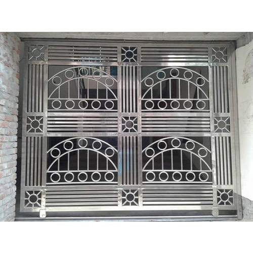 Stainless Steel Grill Window Manufacturer From Indore