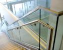 Panel Stainless Steel Glass Railing