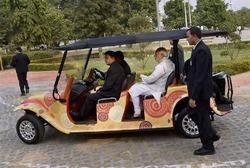 VIP Golf Cart Renting Service